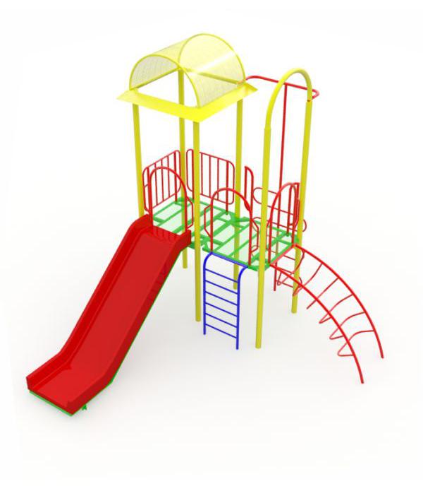 Детский игровой комплекс ДК-001