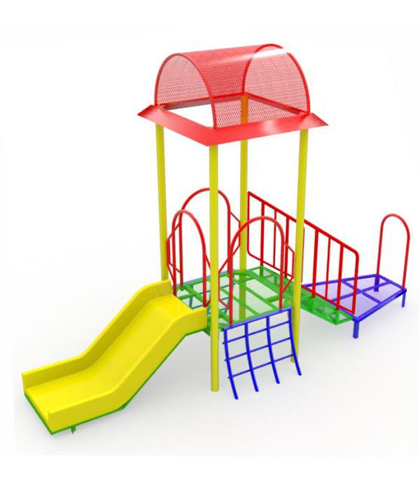Детский игровой комплекс ДК-002