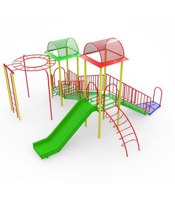 Детский игровой комплекс ДК-004