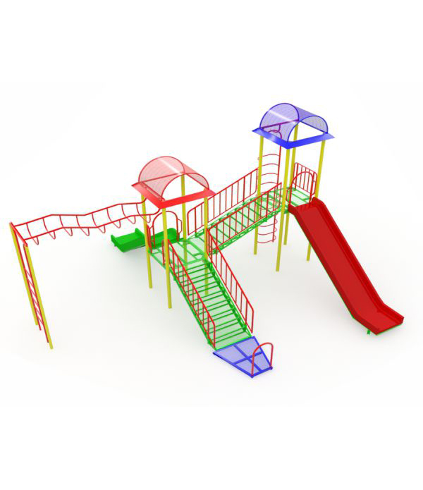 Детский игровой комплекс ДК-007
