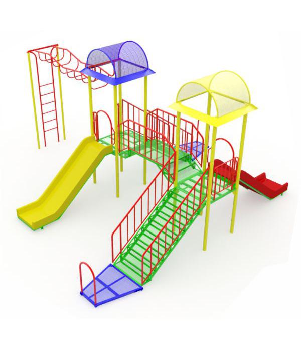 Детский игровой комплекс ДК-009