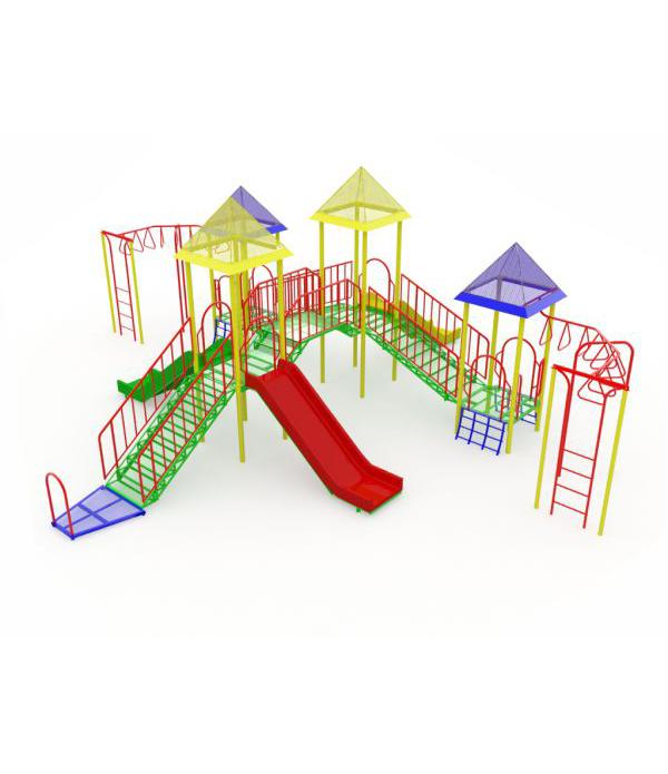 Детский игровой комплекс ДК-010