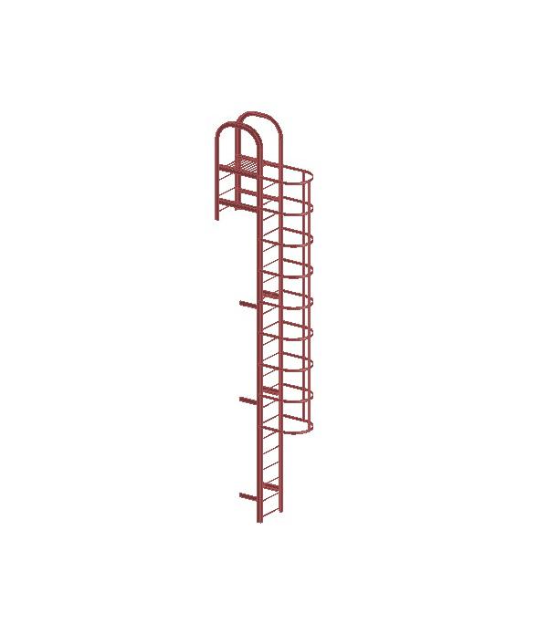 Лестница пожарная  ЛМ-001