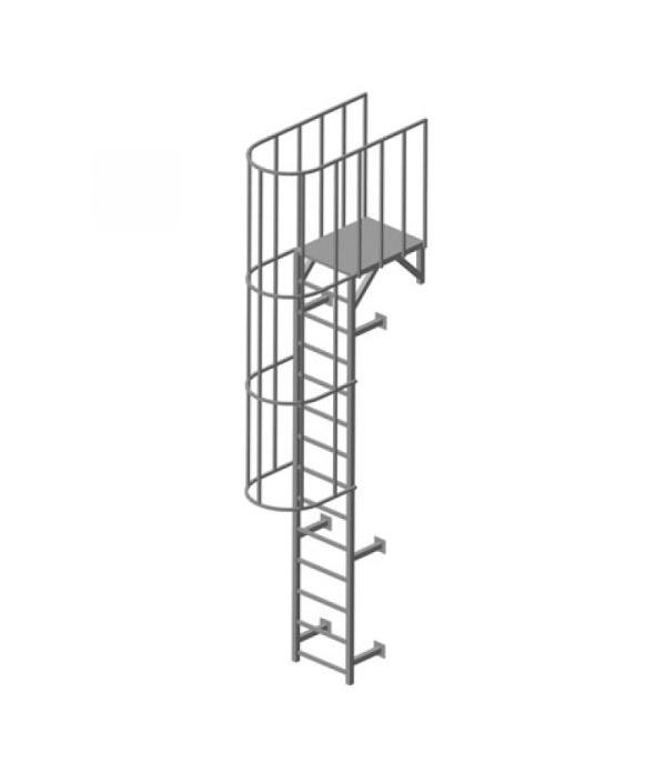 Лестница пожарная  ЛМ-002