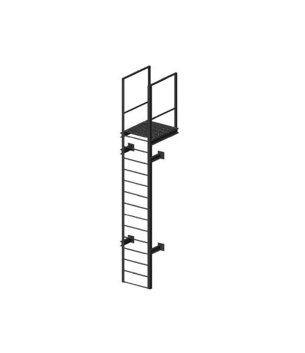 Лестница вертикальная ЛМ-003