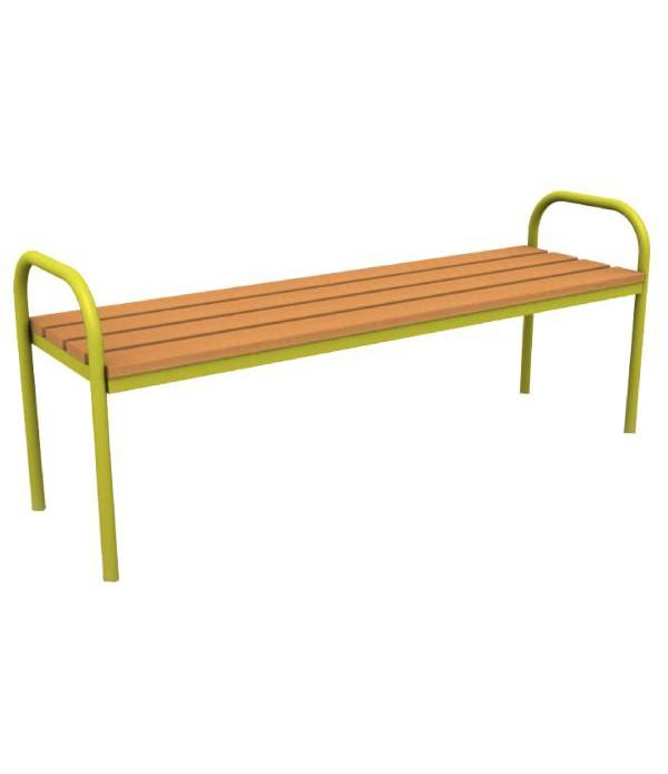 Скамейка парковая СК-015